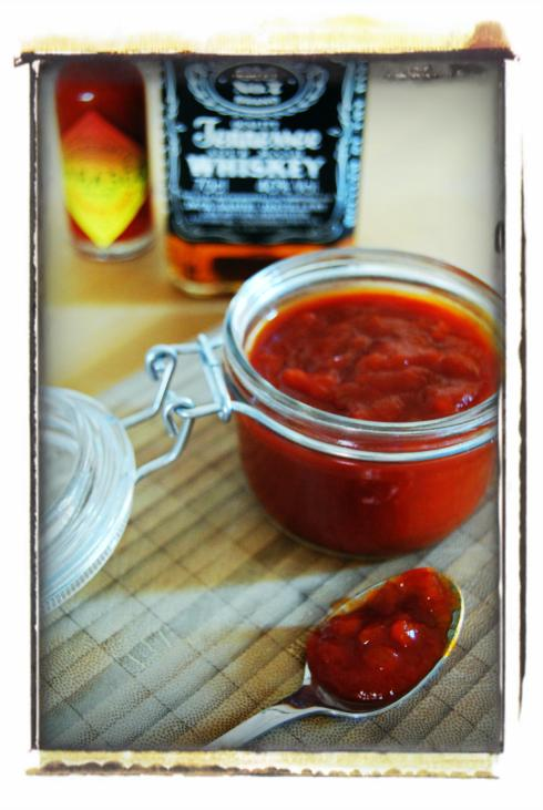 Whisky BBQ sauce