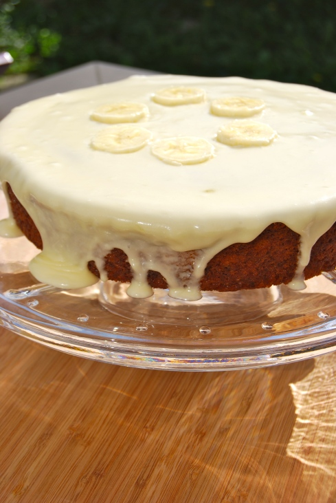 Banana Cake - Gâteau à la banane