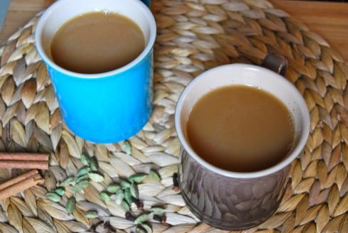 Massala Chai Tea - thé indien aux épices
