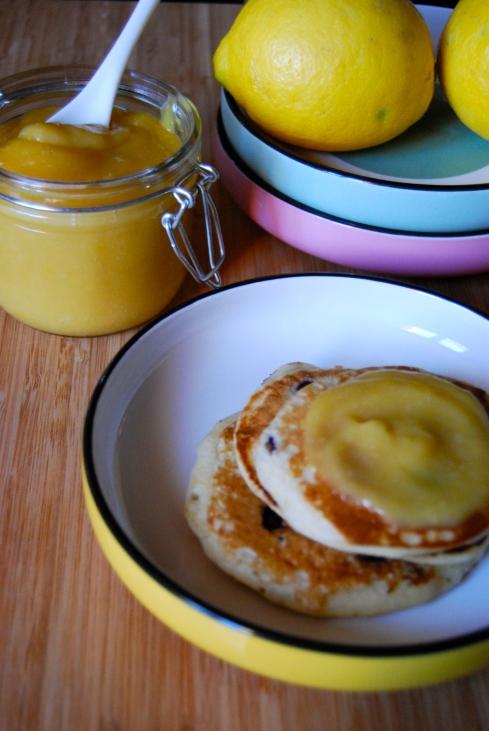 Lemon Curd - Crème de citron