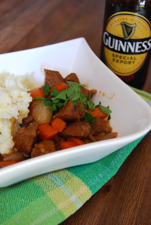 Guinness Lamb Stew - Mijoté d'agneau à la Guinness