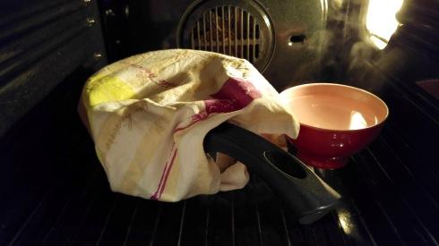 Gâteau brioché rustique aux pommes - Rustic apple ca